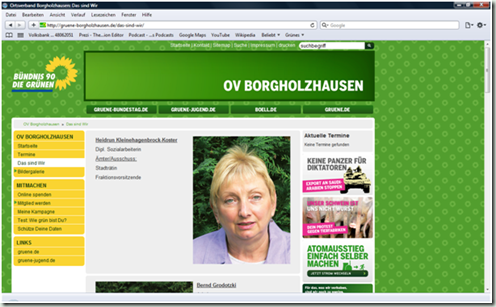 Homepage Pium