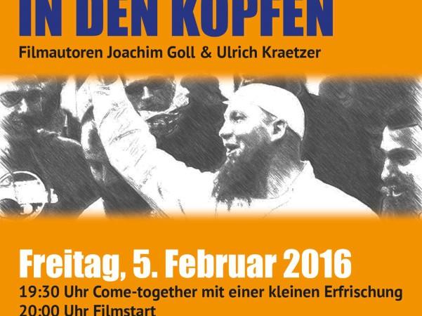 Plakat Dschihad-